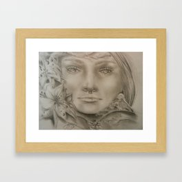 Inscape Framed Art Print