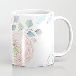Ocean blossom Coffee Mug