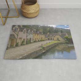 Castle Combe. Rug