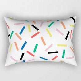 Sprinkles Fresh Rectangular Pillow