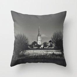 dark ages... Throw Pillow