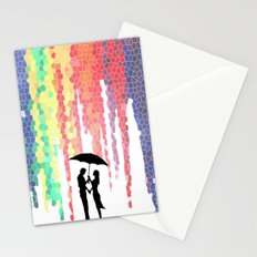 Love's Colours Stationery Cards