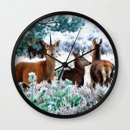 Unicorn Deer #society6 #decor #buyart Wall Clock