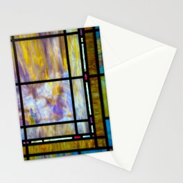 All The Colors Held Together Stationery Cards