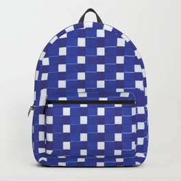 Blue touches blue Backpack