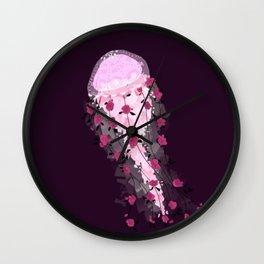 Florajelli Wall Clock