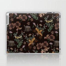Forest Elements Laptop & iPad Skin