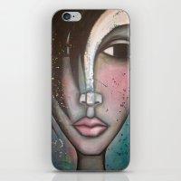 lolita iPhone & iPod Skins featuring LOLITA by Sandra Mucciardi