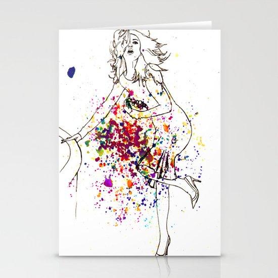 high fashion Stationery Cards