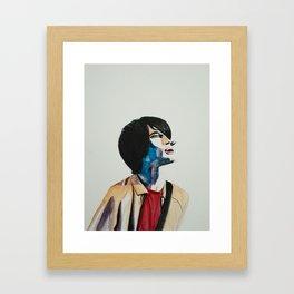 Greenwood Framed Art Print