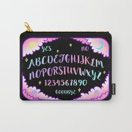 Pastel Dreams Spirit Board Carry-All Pouch