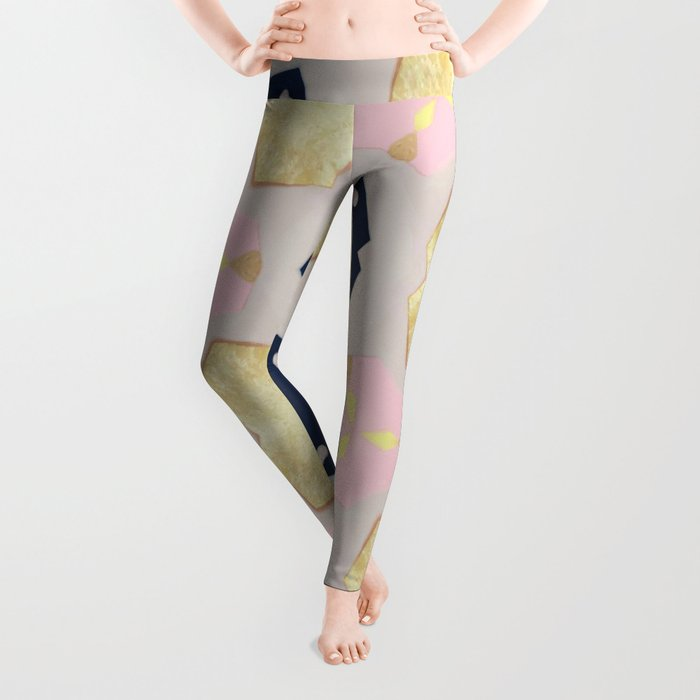 Pastel Pattern #society6 #decor #buyart Leggings