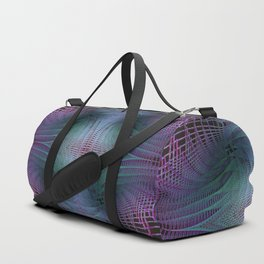 Rendering of Theoretical Spacetime and Multiverse Abstract Duffle Bag