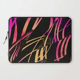 Black Sunrise Laptop Sleeve