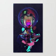 broken - light Canvas Print