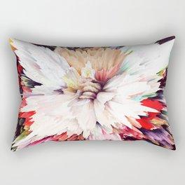 Floral Explosion Rectangular Pillow