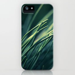 Chlorobionta iPhone Case