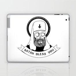 Satan bless you Laptop & iPad Skin