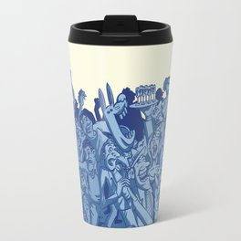 The end of the party Travel Mug