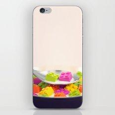 A Balanced Brickfast iPhone Skin