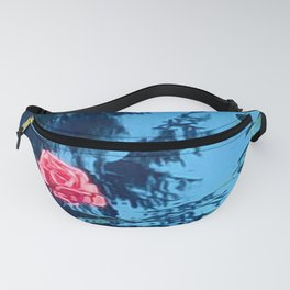 Rose Ripple Reflection Fanny Pack
