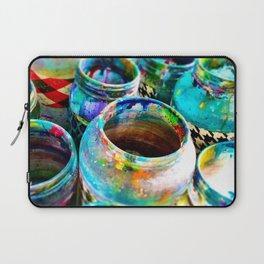 Paint jars Laptop Sleeve