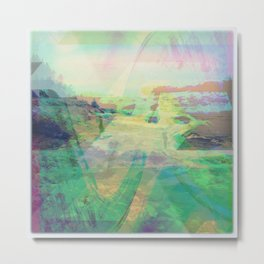 Lake Superior Meditations #5 Metal Print