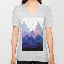 Fresh Peaks Unisex V-Neck