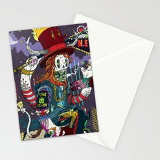 Snake Eye King Stationery Cards