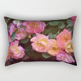 Rose 362 Rectangular Pillow