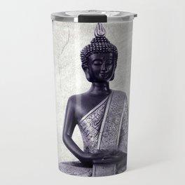 Buddha  - JUSTART © Travel Mug
