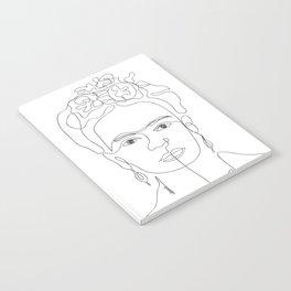 Doña Frida Kahlo Notebook