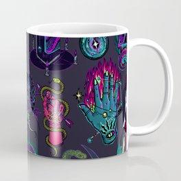 Neon Demons Coffee Mug
