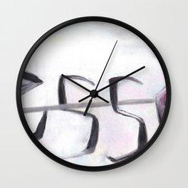Signals II Wall Clock