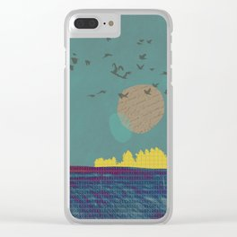 Go placidly Clear iPhone Case