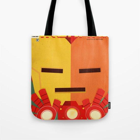 ironman fan art Tote Bag