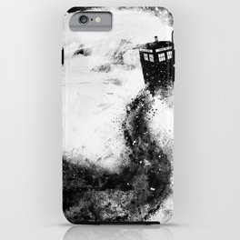 All of Space and Time iPhone Case