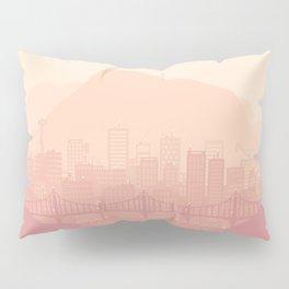 Clear morning Pillow Sham