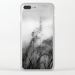 Marsh I Clear iPhone Case