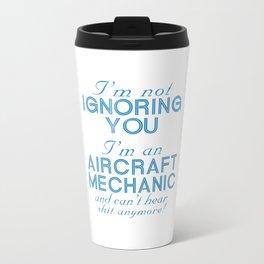 Aircraft Mechanic Travel Mug