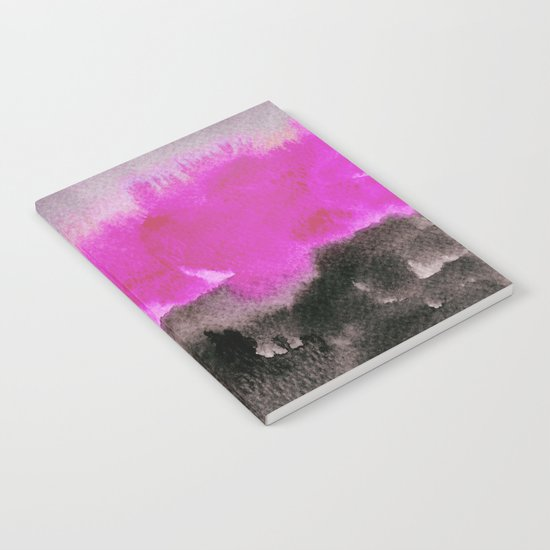 Layered Landscape Notebook