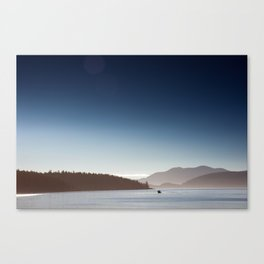 San Juan Islands Canvas Print