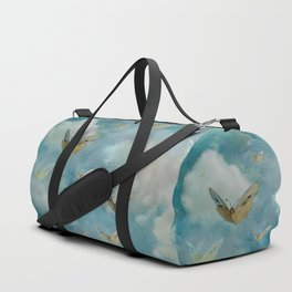 """Heaven & butterflies"" Duffle Bag"