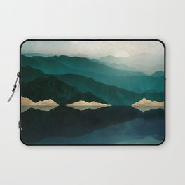 Waters Edge Reflection Laptop Sleeve