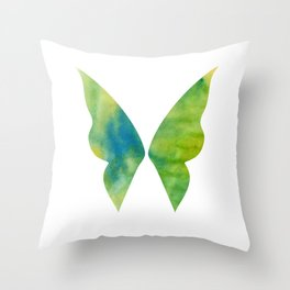 Jungle Fairy Throw Pillow