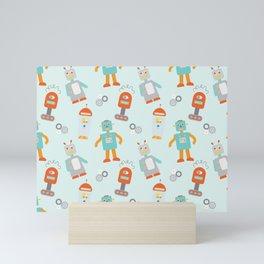 Mr. Roboto Mini Art Print