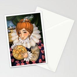 Queen Elizabeth I Stationery Cards