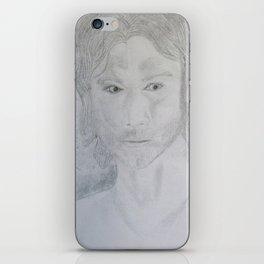 Supernatural: Season 5. Bobby Singer, Sam and Dean Winchester iPhone Skin