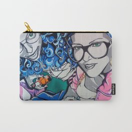 Shoreditch Sisters Carry-All Pouch