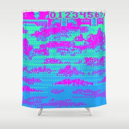 0033-2 (2013) Shower Curtain